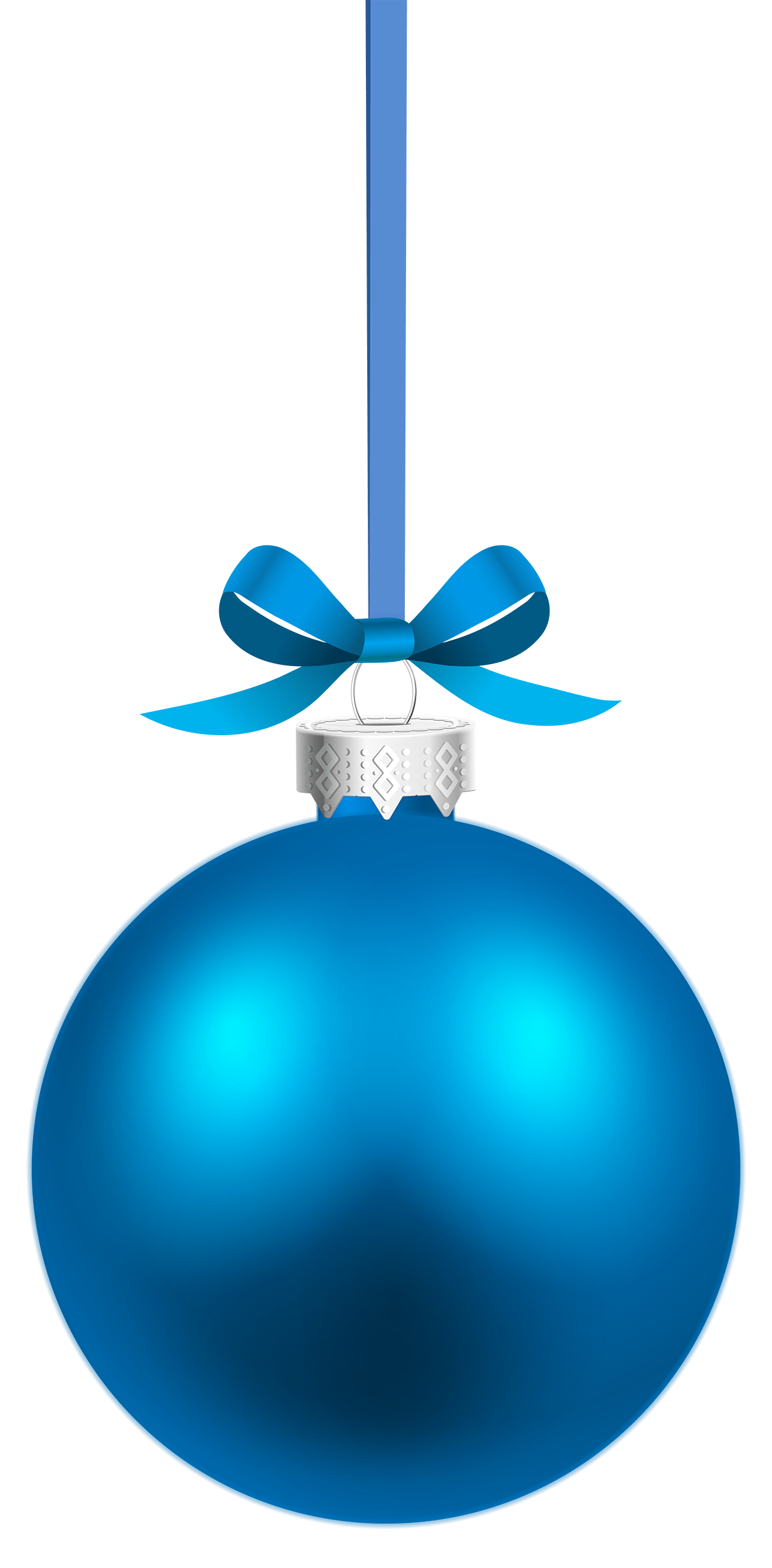 Dark blue ornaments png. Hanging christmas ball clipart