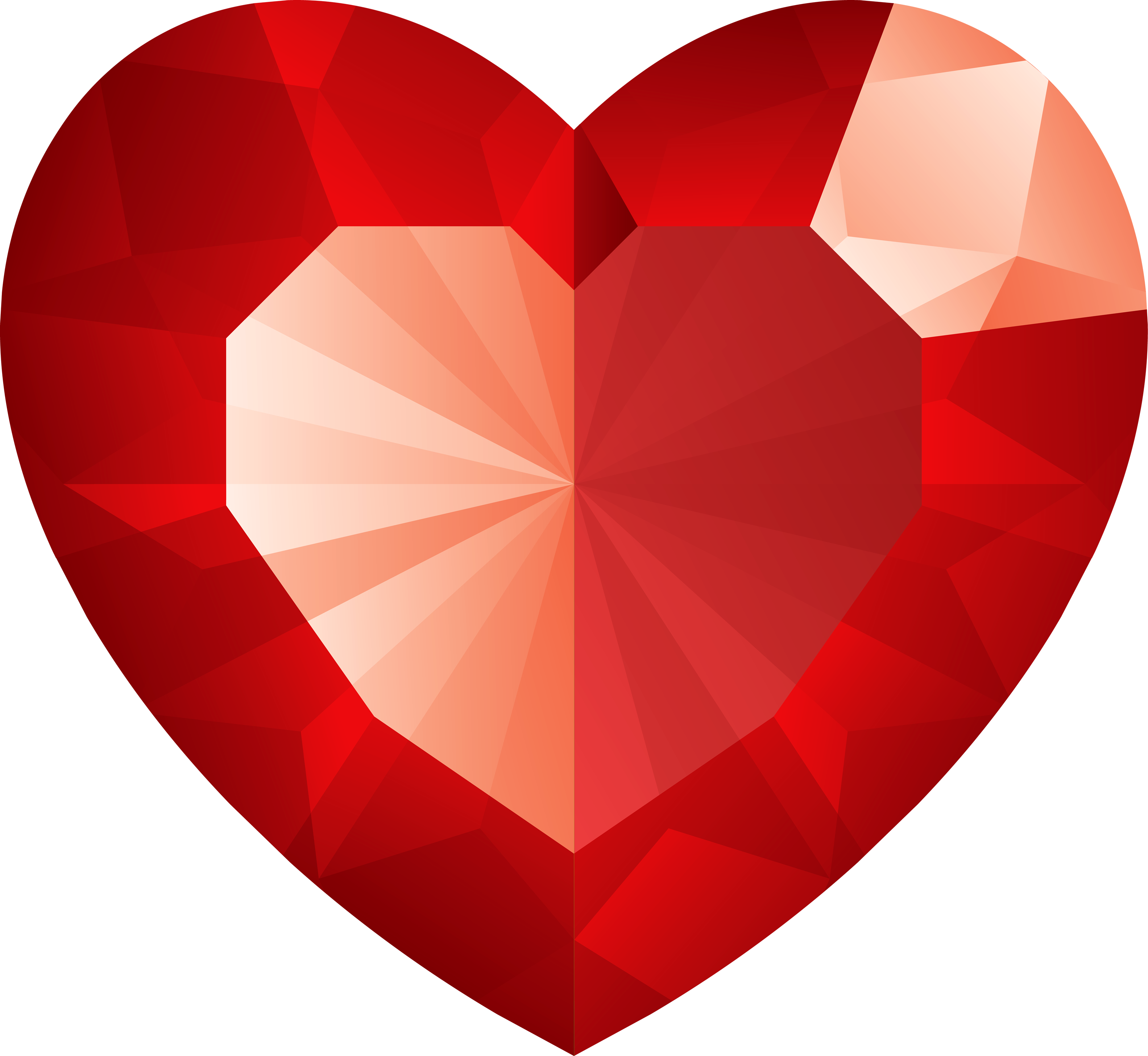 Dark red heart png. Image purepng free transparent