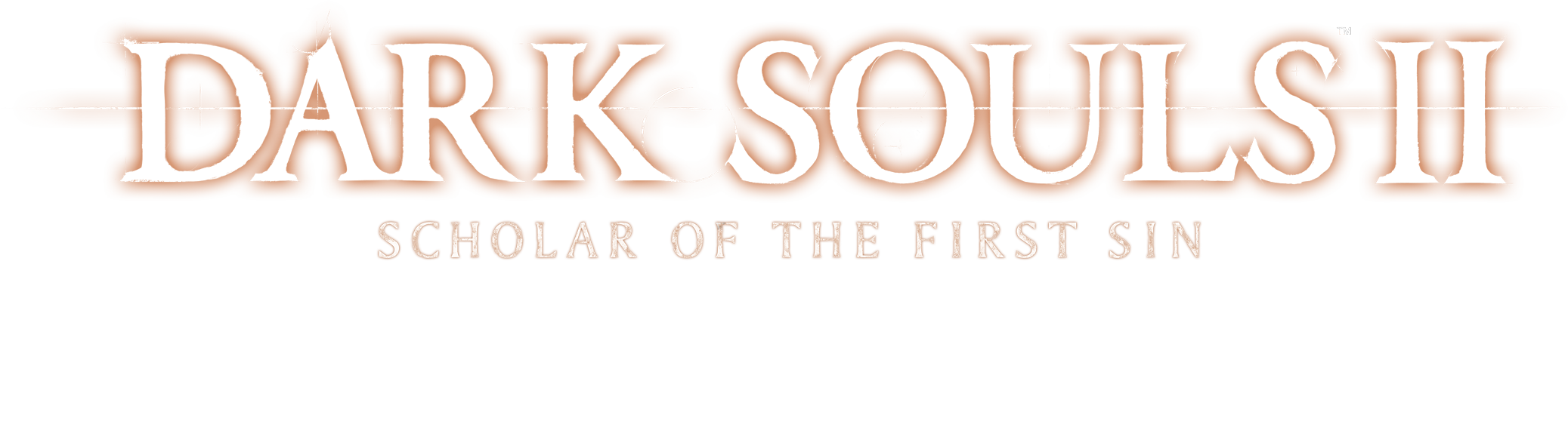 Dark souls 2 logo png. Scholar of the first