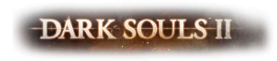 Dark souls 2 logo png. Casually hardcore part one