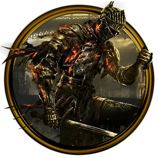 Dark souls 3 icon png. Dock no text by