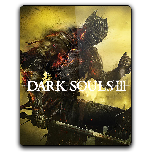 Dark souls 3 icon png. Iii by darknx on