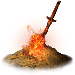 Ds bonfire png. Dark souls image