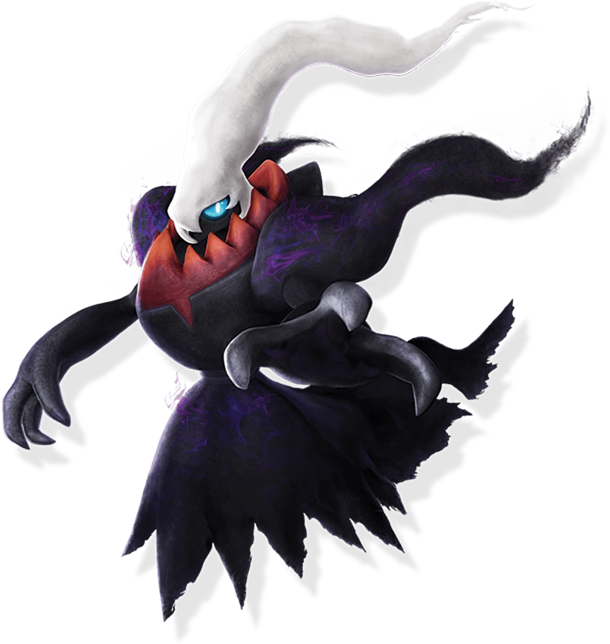 Darkrai drawing epic. Pokk n tournament wiki