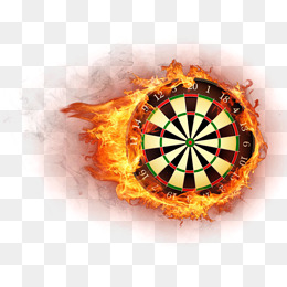 Dart clipart fire. Flame effect png vectors