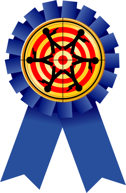 Dart clipart fire. Award medal computer icons