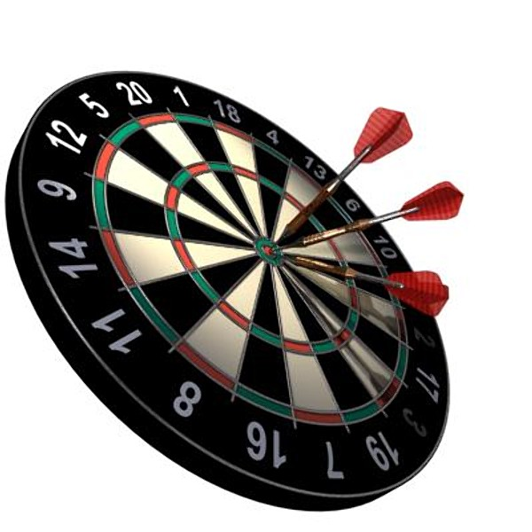 Dart clipart social. Internet marketing strategic development