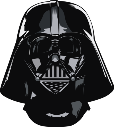 Nice clip art . Darth vader clipart picture black and white library