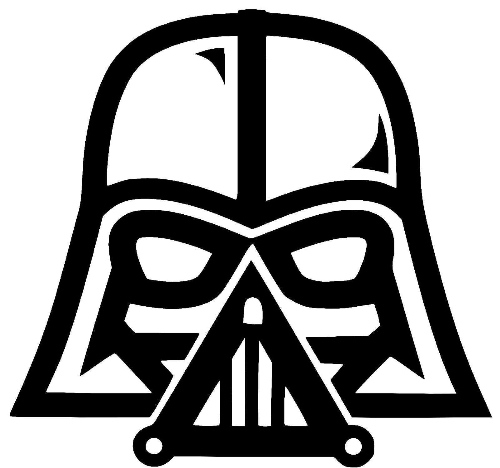 Star wars vinyl fair. Darth vader clipart graphic free library