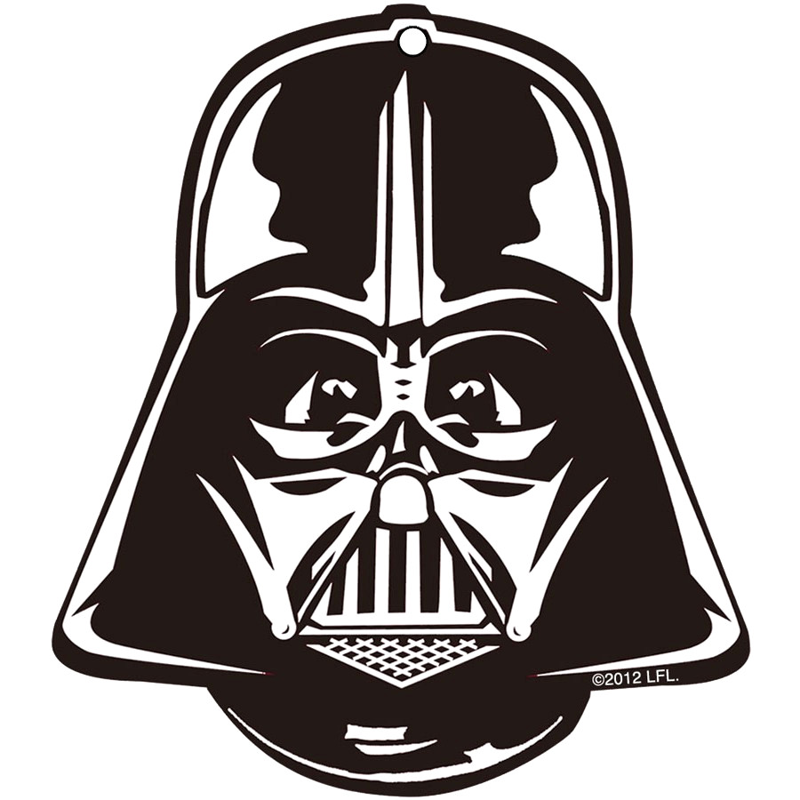 Cilpart magnificent black and. Darth vader clipart image black and white