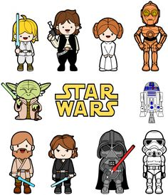 Darth vader clipart cartoon. Star wars pinterest image