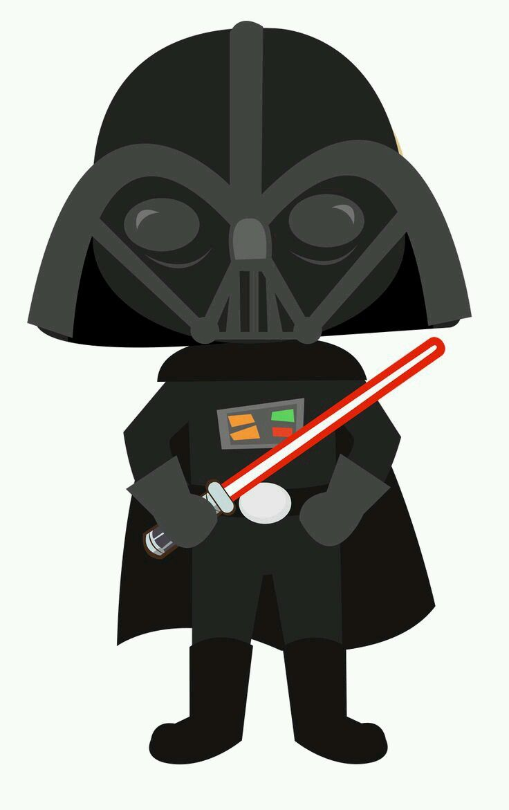 Darth vader clipart clip art. Pin by vanessa carroll