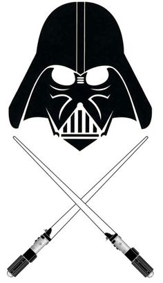 Darth vader clipart clip art. Outline clipground
