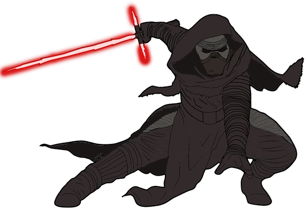Darth vader clipart kylo ren. Pin by kim nicely