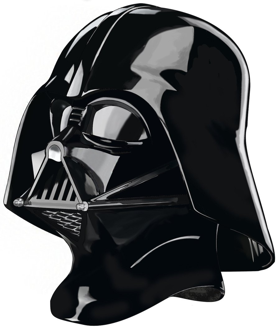 Darth vader clipart logo. Drawn clip art christmas