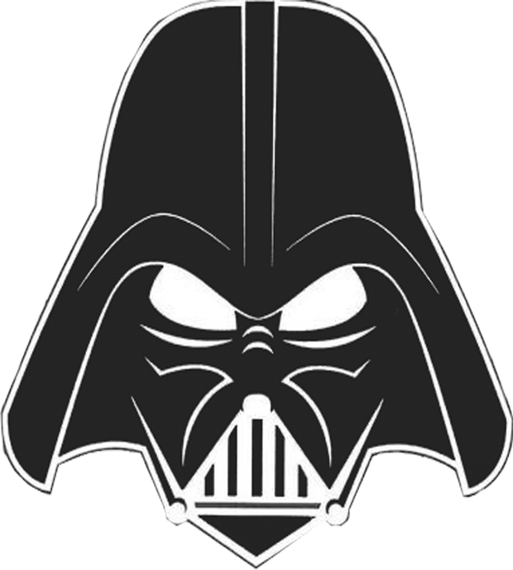 Darth vader clipart printable. Official clip arts for