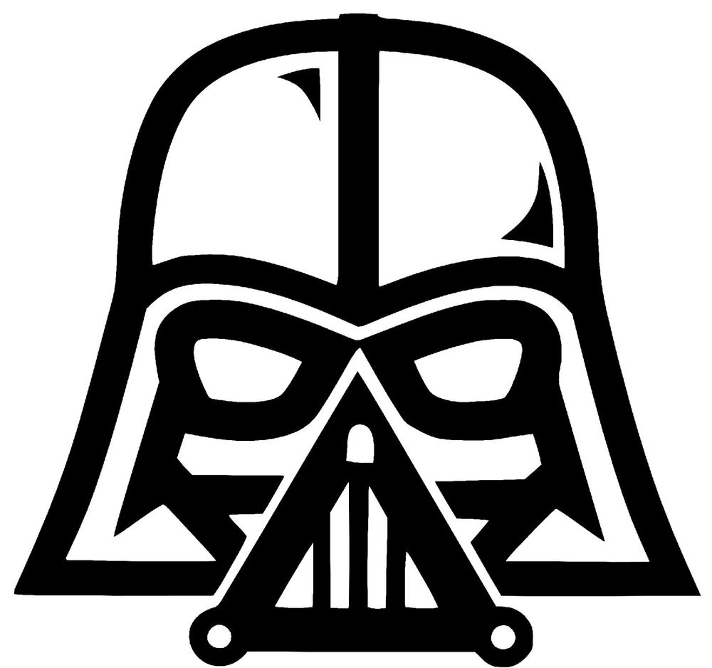 Darth vader clipart printable. Awesome gallery digital collection