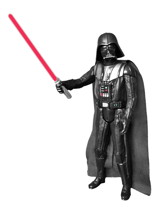 Darth vader clipart step by step. Figure transparent png stickpng