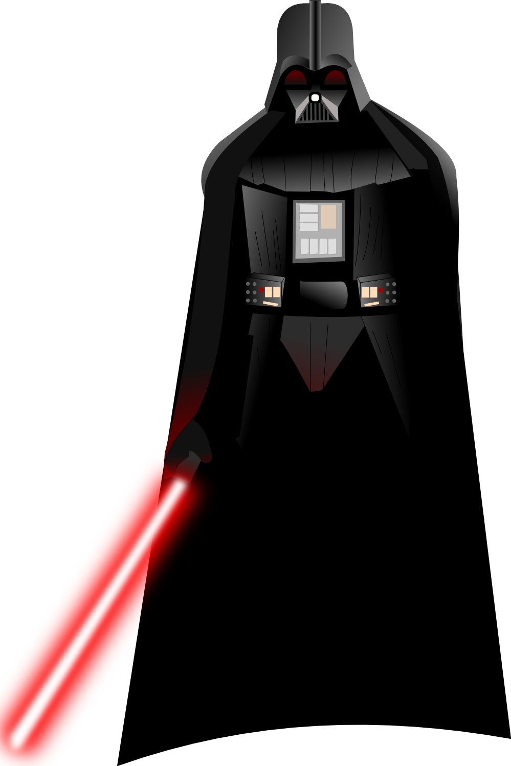 Darth vader clipart svg. Clipartist net clip art