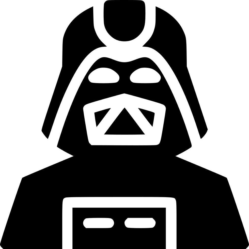 Darth vader clipart svg. Png icon free download