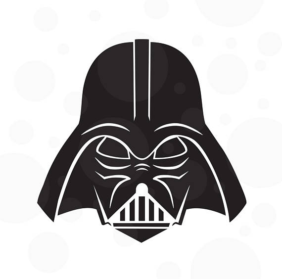 Mask silhouette at getdrawings. Darth vader clipart svg picture transparent library