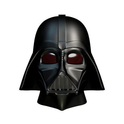 Darth vader head png. P d in