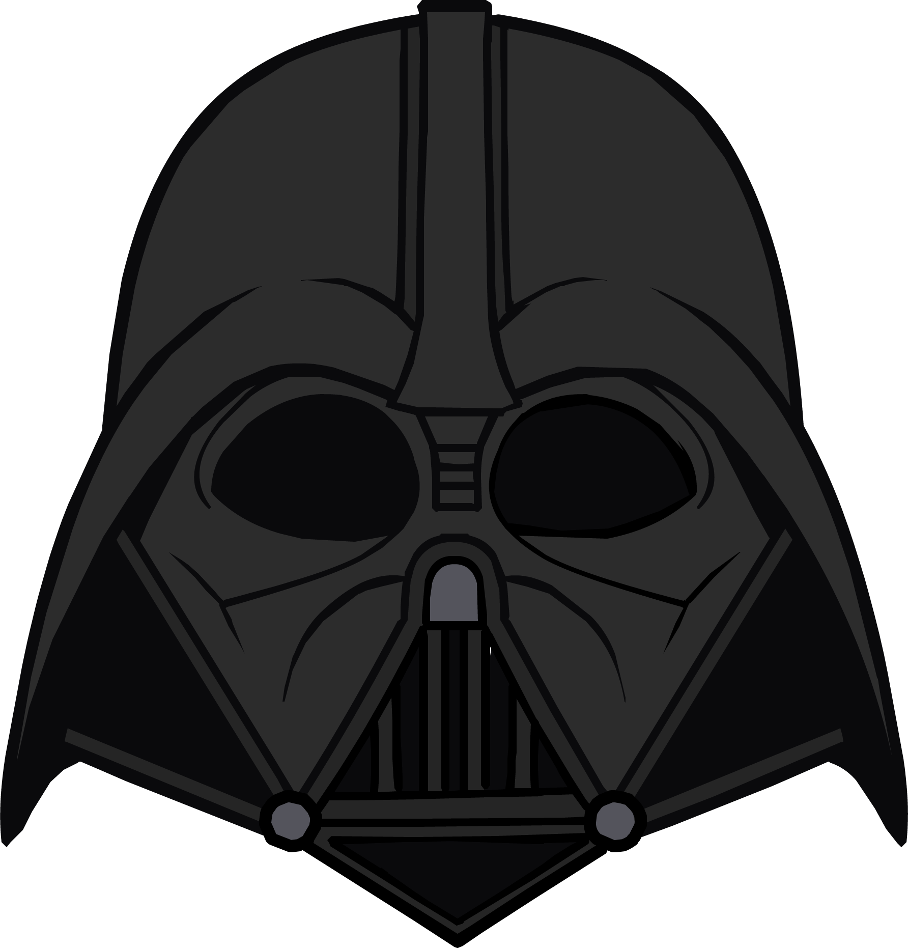 Darth vader head png. Helmet club penguin wiki