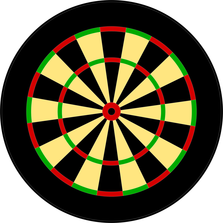 Darts clipart. World professional championship american