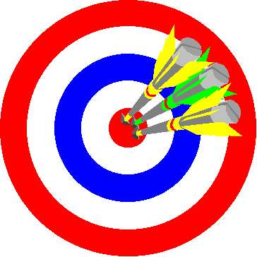 Darts clipart svg freeuse library