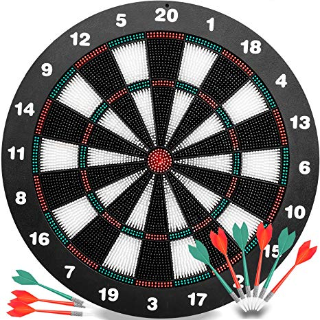Amazon com innocheer safety. Darts clipart absolutely image black and white download
