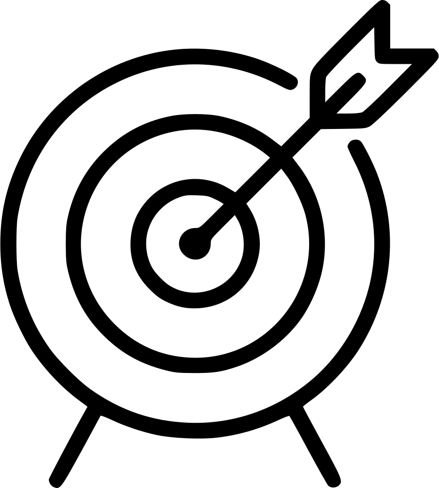 Spear game sport competition. Darts clipart target dart svg black and white