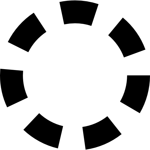 Dashed circle png. Free interface icons icon
