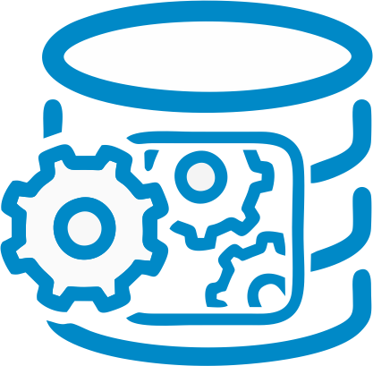 Data clipart data process. Engineering services architecture processing