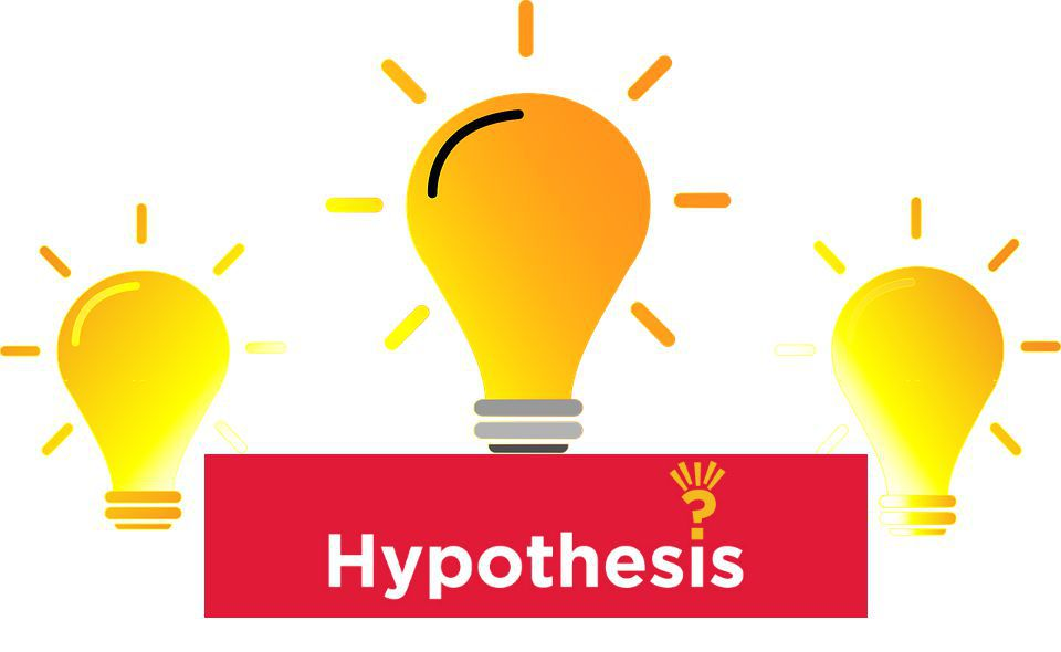 Hypothesis clipart reward. How to write examples