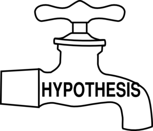Data clipart hypothesize. Hypothesis pictures panda free