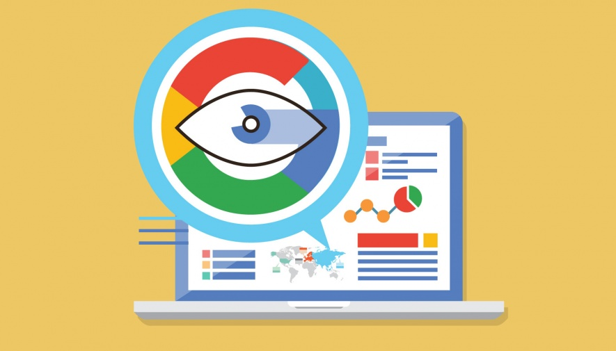 Data clipart monthly report. Guide to google studio