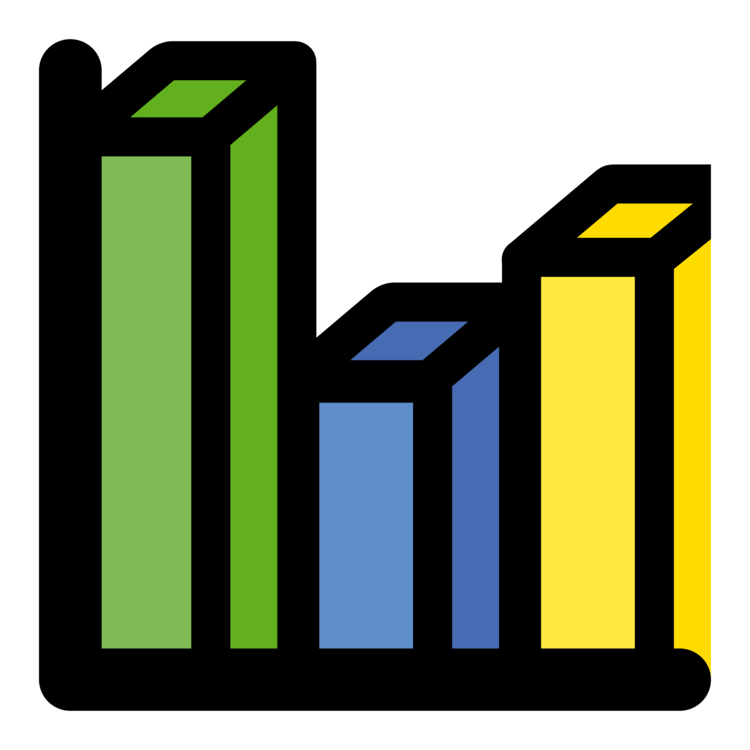 Data clipart primary data. Bar chart computer icons