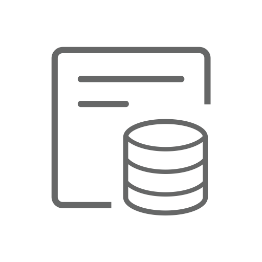 Data clipart regression. Icon with png and