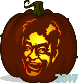 Venom vector pumpkin carving. David s pumpkins pattern