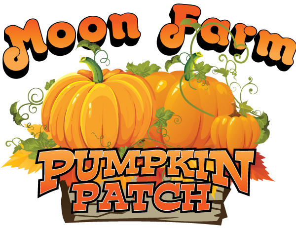 Scary clipart scary pumpkin patch. Moon farm