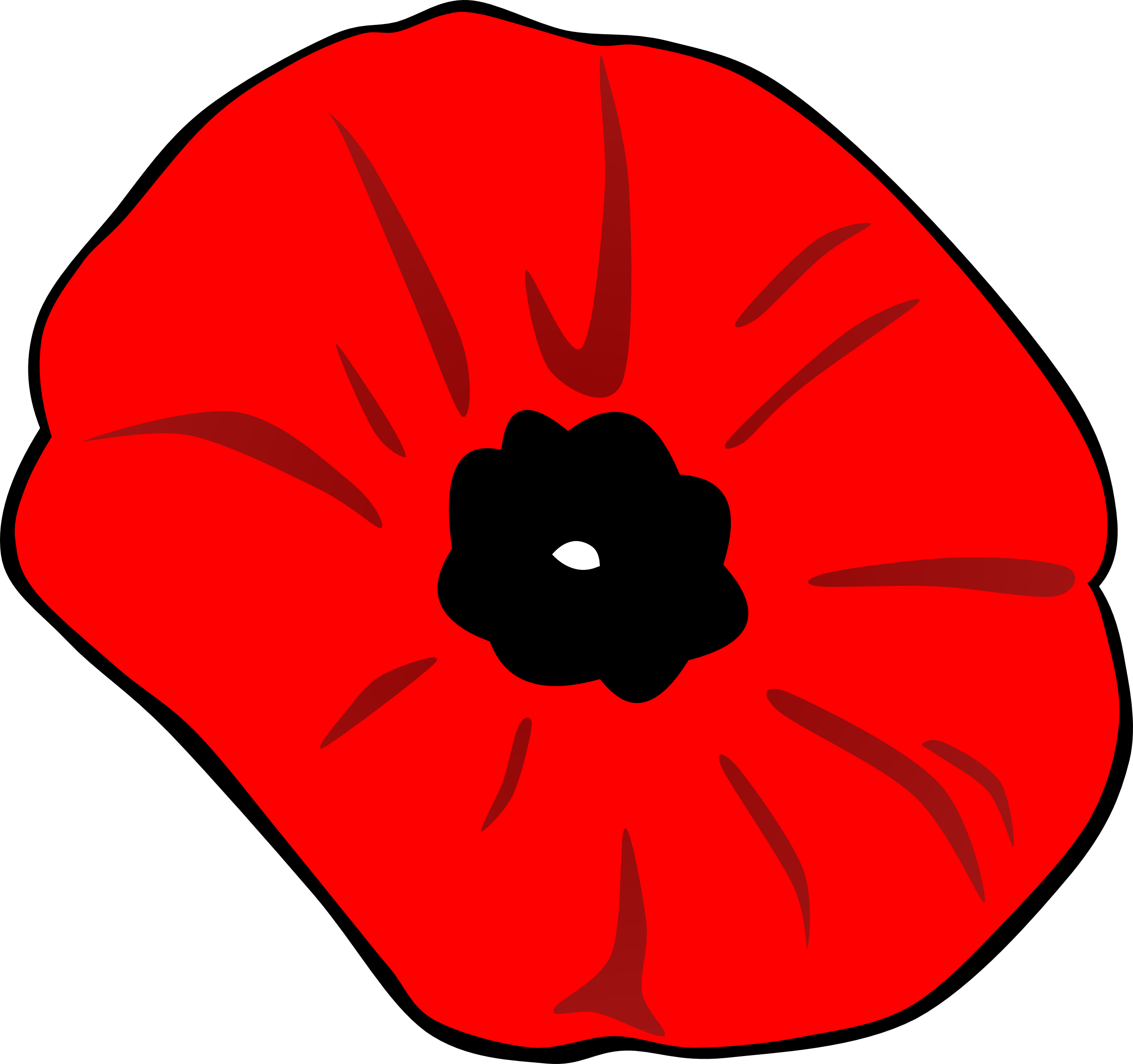 Day clipart. Canadian remembrance