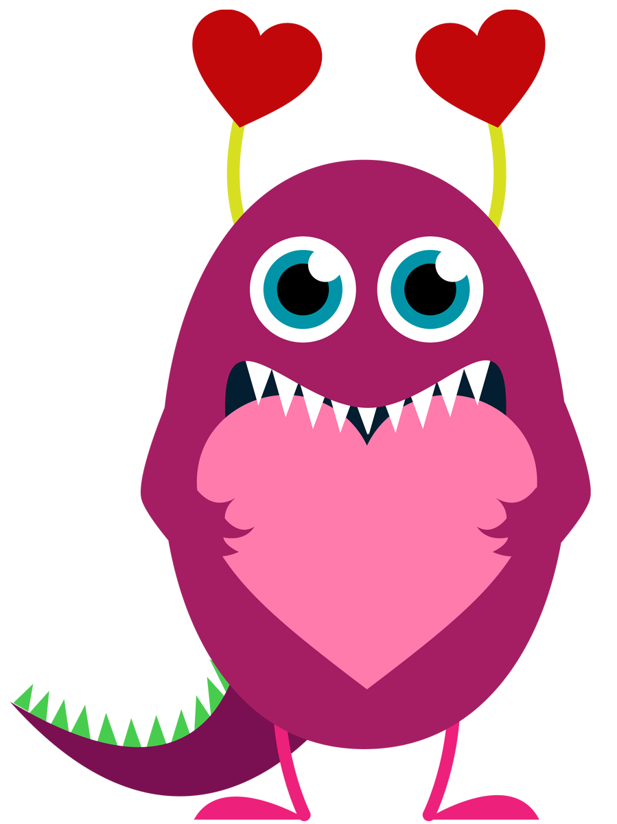Valentines day clipart. Free download clip art