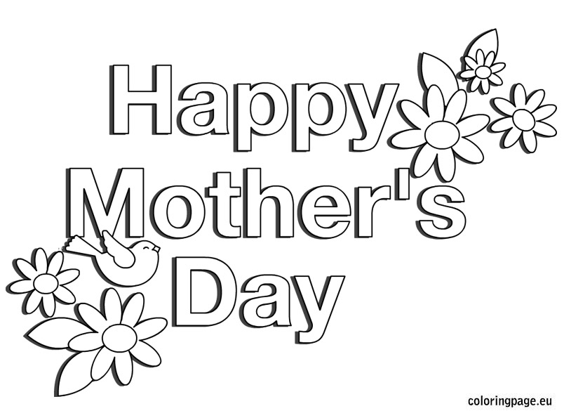 Day clipart drawing. Mothers pictures at getdrawings