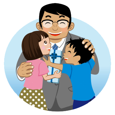 Day clipart fathers day. Father s clip art