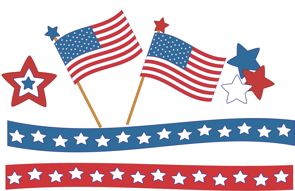 Day clipart memorial day. Free images animated gif