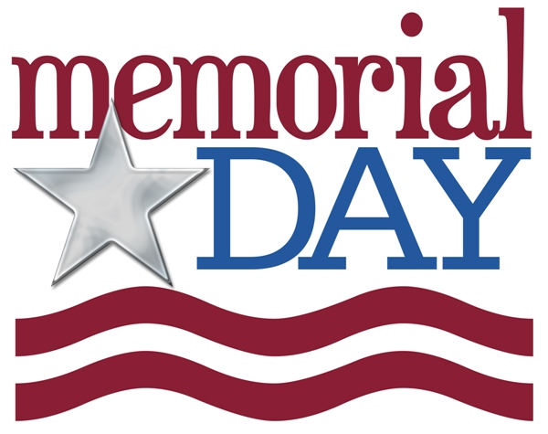 Day clipart memorial day. Colorful clip art fat