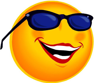 Day clipart sunglass. Oh happy