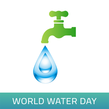Day clipart vector. World water png vectors