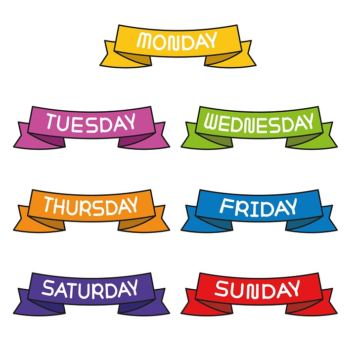 Day clipart weekly. Pay loans makes budgeting