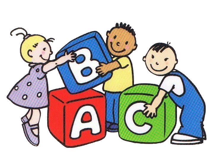 daycare clipart write